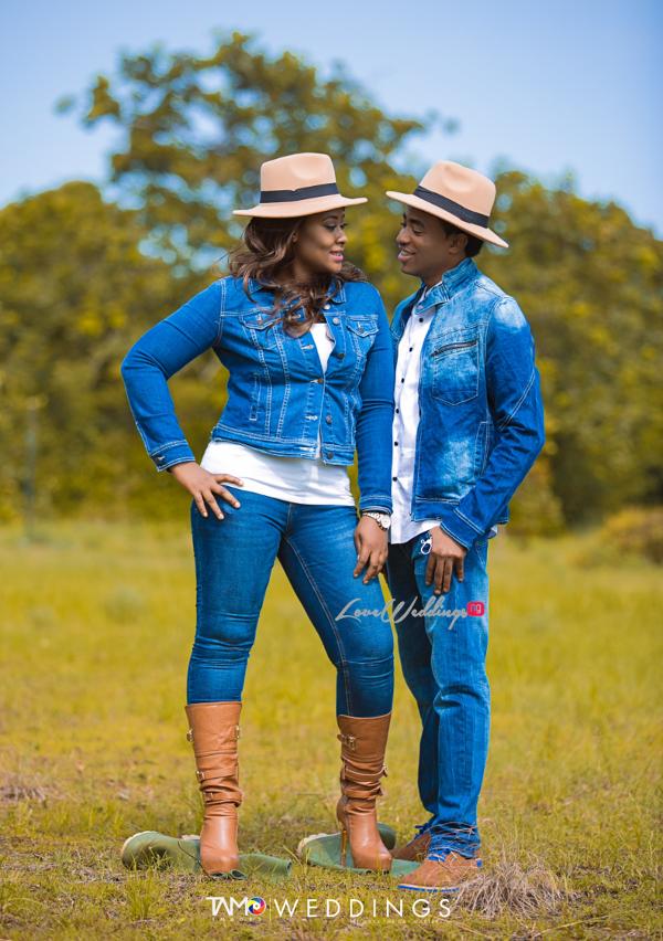 Nigerian Cowboy PreWedding Shoot Rotimi and Blessing Tamo Images Weddings LoveweddingsNG 31