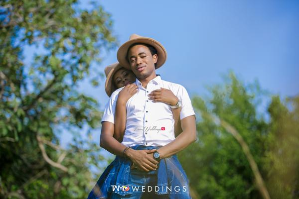 Nigerian Cowboy PreWedding Shoot Rotimi and Blessing Tamo Images Weddings LoveweddingsNG 7