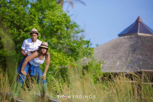 Nigerian Cowboy PreWedding Shoot Rotimi and Blessing Tamo Images Weddings LoveweddingsNG 8