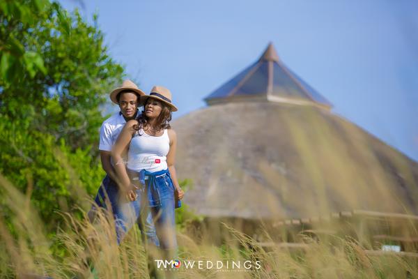Nigerian Cowboy PreWedding Shoot Rotimi and Blessing Tamo Images Weddings LoveweddingsNG 9
