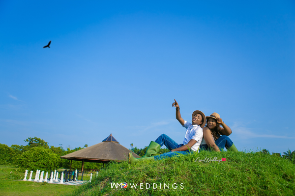Nigerian Cowboy PreWedding Shoot Rotimi and Blessing Tamo Images Weddings LoveweddingsNG