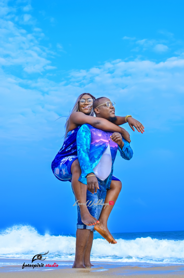 Nigerian Engagement Shoot Fotospirit Studios LoveweddingsNG