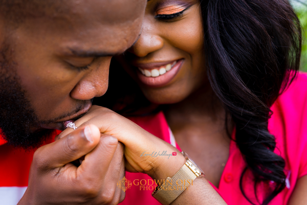 Read Gloria & Chuka's NYSC Love Story | Godwin Oisi Photography