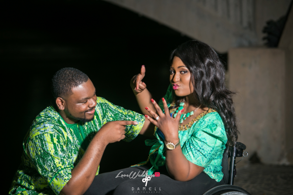 Nigerian PreWedding Shoot Lizzy Oke and Amen Damell Photography LoveweddingsNG 13