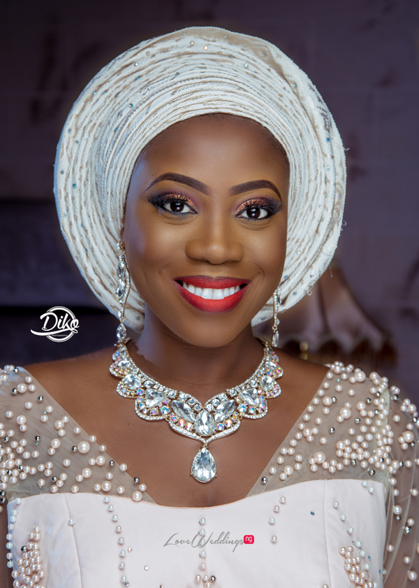 Nigerian Traditiona Bride Kenny LoveweddingsNG Diko Photography 2