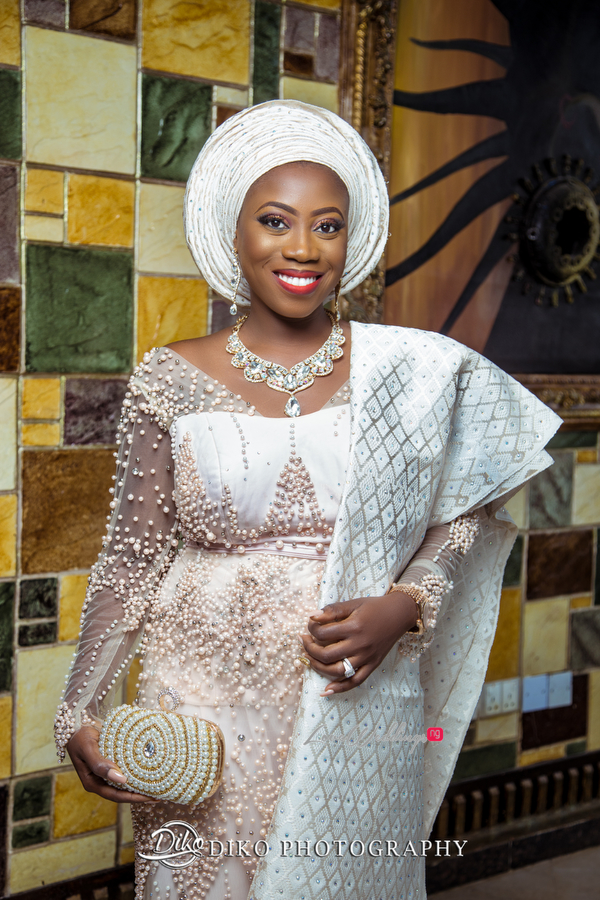 Nigerian Traditiona Bride Kenny LoveweddingsNG Diko Photography 4
