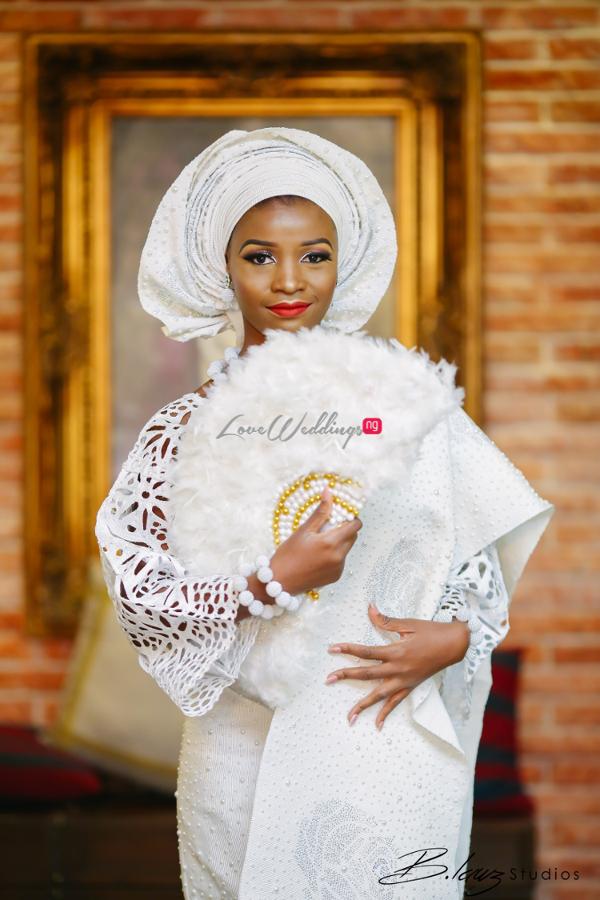Nigerian Traditional Bride Tomi Odunsi BLawz LoveweddingsNG 3