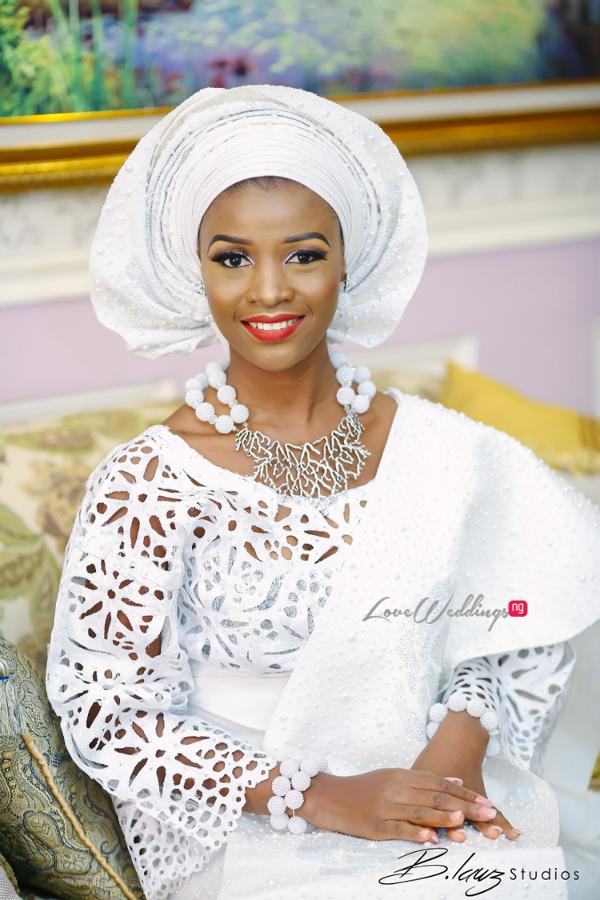 Nigerian Traditional Bride Tomi Odunsi BLawz LoveweddingsNG 8
