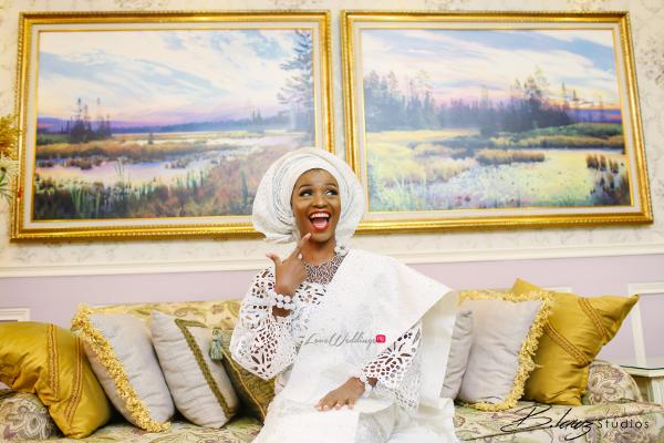 Nigerian Traditional Bride Tomi Odunsi BLawz LoveweddingsNG