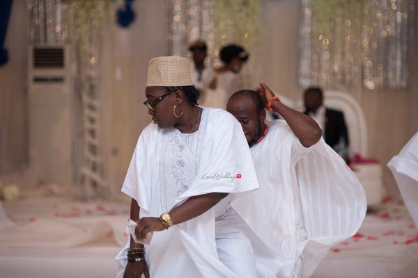 Nigerian White Wedding Seyi and Bisola DBM Pictures LoveweddingsNG 10