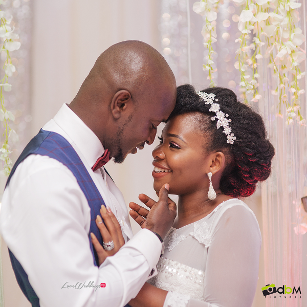 Nigerian White Wedding Seyi and Bisola DBM Pictures LoveweddingsNG 11