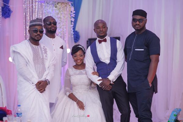 Nigerian White Wedding Seyi and Bisola DBM Pictures LoveweddingsNG 13