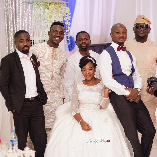 Nigerian White Wedding Seyi and Bisola DBM Pictures LoveweddingsNG 14