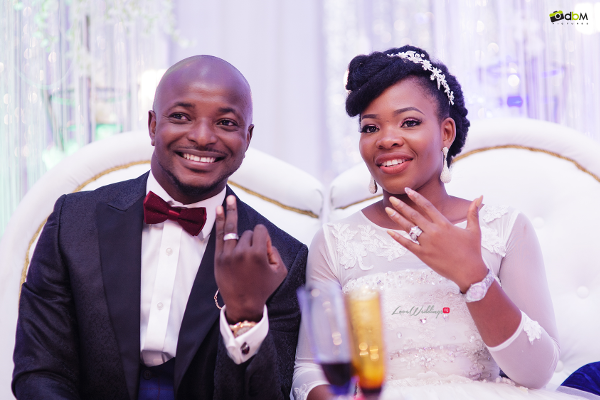 Nigerian White Wedding Seyi and Bisola DBM Pictures LoveweddingsNG 20