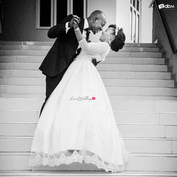 Nigerian White Wedding Seyi and Bisola DBM Pictures LoveweddingsNG 21