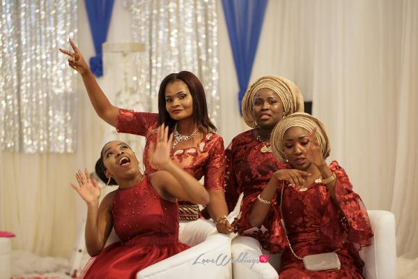 Nigerian White Wedding Seyi and Bisola DBM Pictures LoveweddingsNG 27