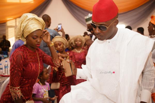 Nigerian White Wedding Seyi and Bisola DBM Pictures LoveweddingsNG 9