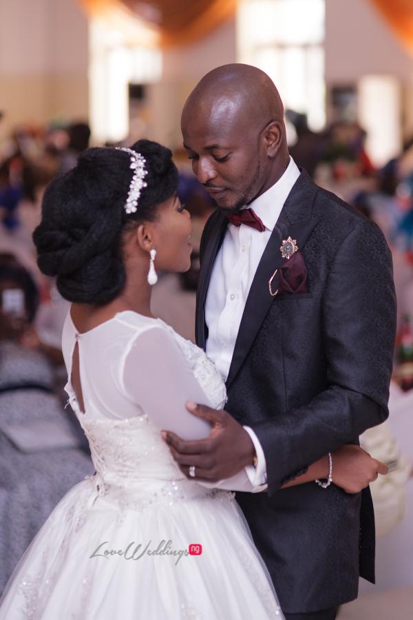 Nigerian White Wedding Seyi and Bisola First Dance DBM Pictures LoveweddingsNG
