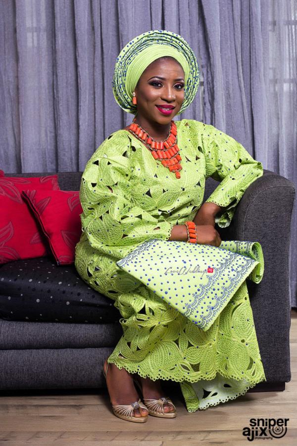 Nigerian Yummy Mummy Gbenga Artsmith Collections LoveweddingsNG 7