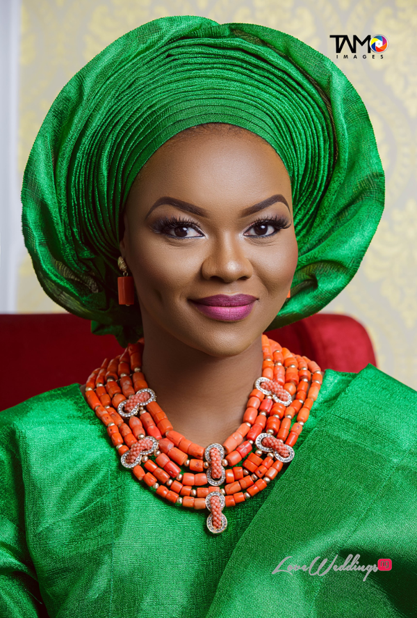 Nollywood Actress Kehinde Bankola Artsmith Collections LoveweddingsNG 2