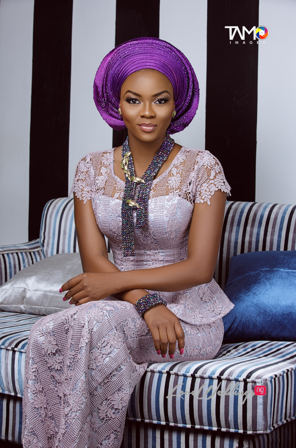 Nollywood Actress Kehinde Bankola Artsmith Collections LoveweddingsNG