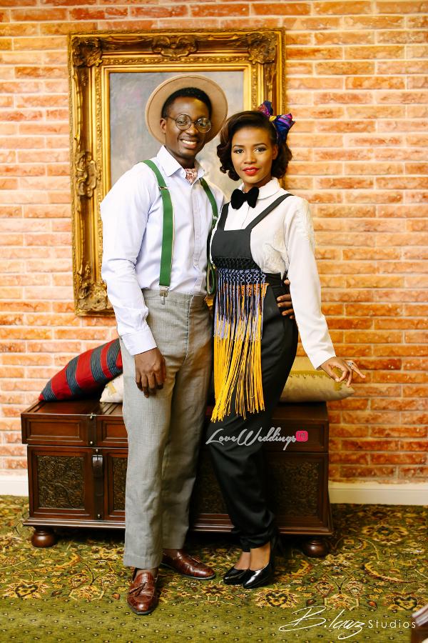 Tomi Odunsi Seun Fadina PreWedding Shoot BLawz LoveweddingsNG 1