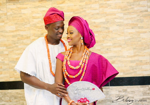 Tomi Odunsi & Seun Fadina's Traditional Wedding | BLawz Studios