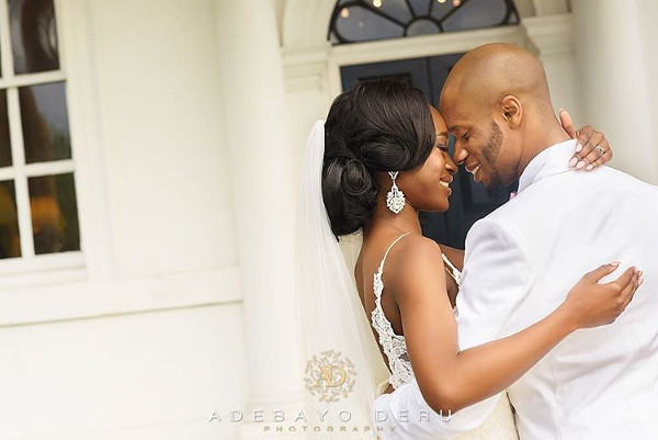 UK Bridal Stylist Avos Hair LoveweddingsNG
