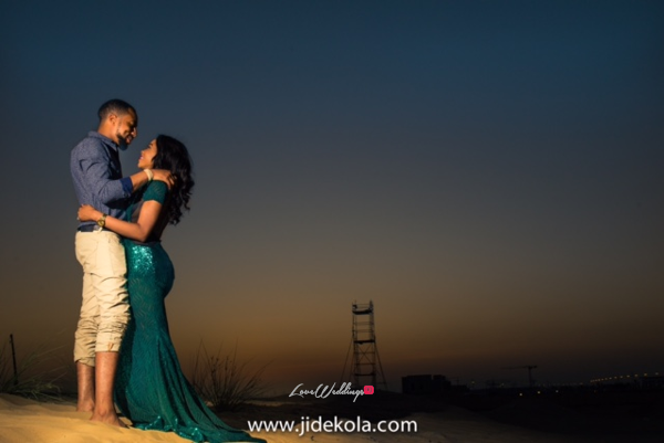 Dubai PreWedding Shoot Frankeen2016 Jide Kola LoveweddingsNG 4