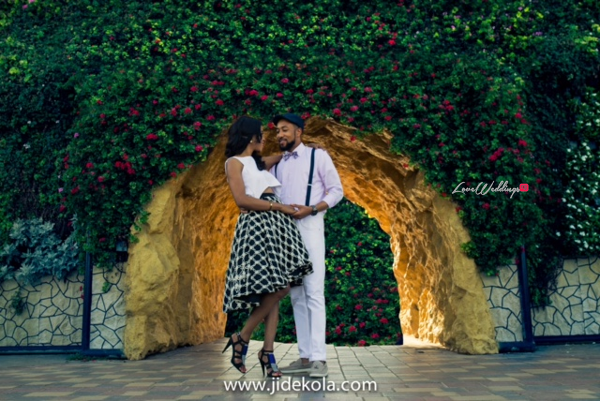 Dubai PreWedding Shoot Frankeen2016 Jide Kola LoveweddingsNG