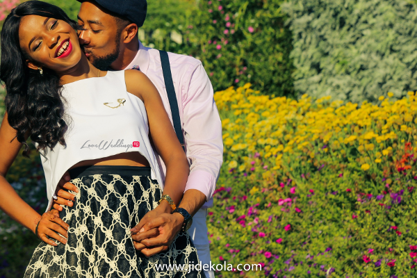 Dubai PreWedding Shoot Love Garden Frankeen2016 Jide Kola LoveweddingsNG 4