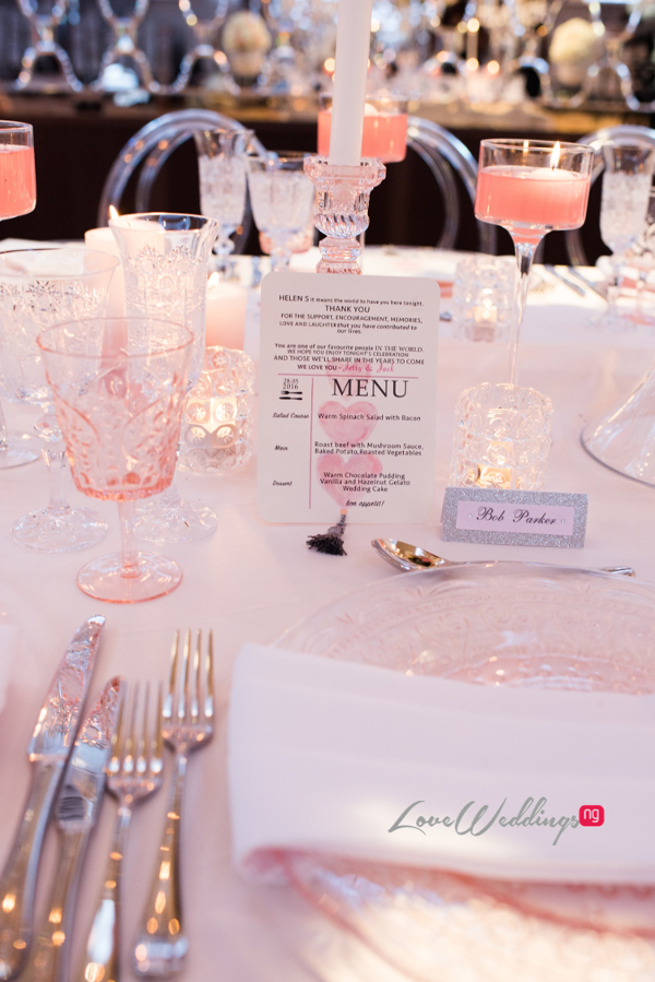 Forever Blush Styled Shoot Cristal Olivier Weddings Table Decor LoveweddingsNG