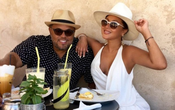 Israel Houghton & Adrienne Bailon are ENGAGED