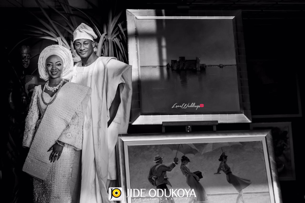 Official Photos from Kunbi Oyelese & Lanre Tomori's Traditional Wedding