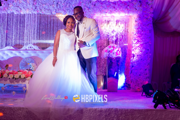 Nigerian Bride and Groom Dami and Tobi HB Pixels LoveweddingsNG 2