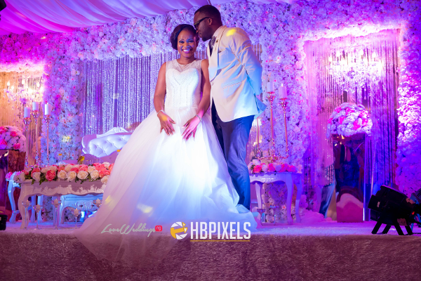 Nigerian Bride and Groom Dami and Tobi HB Pixels LoveweddingsNG 3