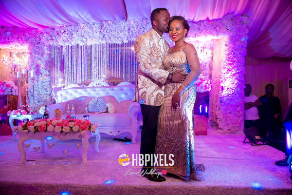 Nigerian Bride and Groom Dami and Tobi HB Pixels LoveweddingsNG 4