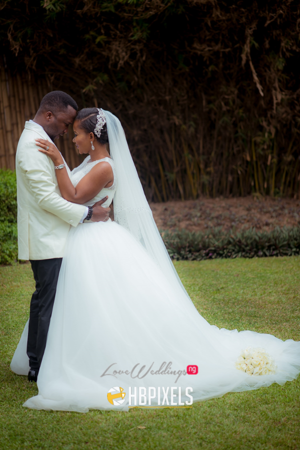 Nigerian Bride and Groom Dami and Tobi HB Pixels LoveweddingsNG 5