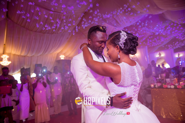 Nigerian Bride and Groom First Dance Dami and Tobi HB Pixels LoveweddingsNG 5