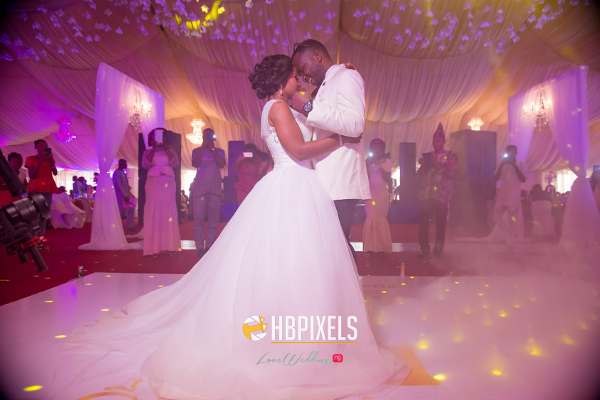 Nigerian Bride and Groom First Dance Dami and Tobi HB Pixels LoveweddingsNG 6