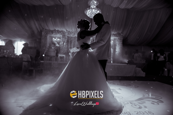 Nigerian Bride and Groom First Dance Dami and Tobi HB Pixels LoveweddingsNG 7