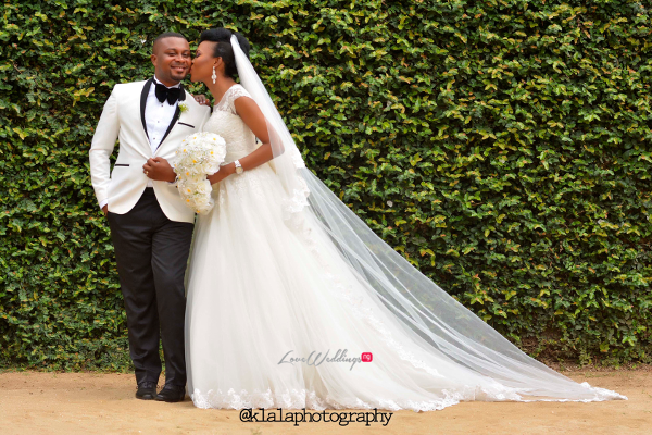 Nigerian Bride and Groom Olamide Smith Udeme Williams Klala Photography LoveweddingsNG 1