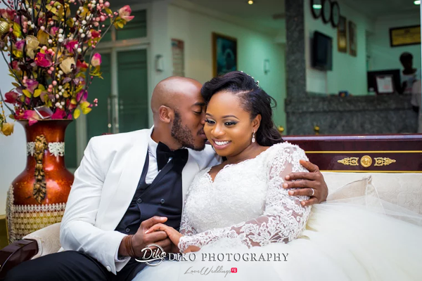 Nigerian Couple Judith & Kingsley Diko Photography LoveweddingsNG 1