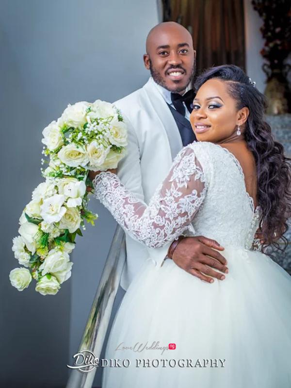 Nigerian Couple Judith & Kingsley Diko Photography LoveweddingsNG 2