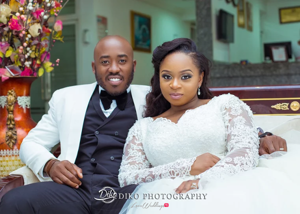 Judith & Kingsley's Lovely Wedding Pictures | Diko Photography