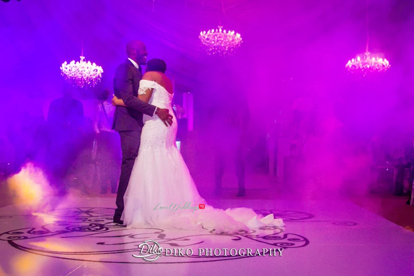 Nigerian First Dance Judith & Kingsley Diko Photography LoveweddingsNG