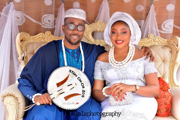 Nigerian Igbo Bride and Groom Chichi and Stan Klala Photography LoveweddingsNG3