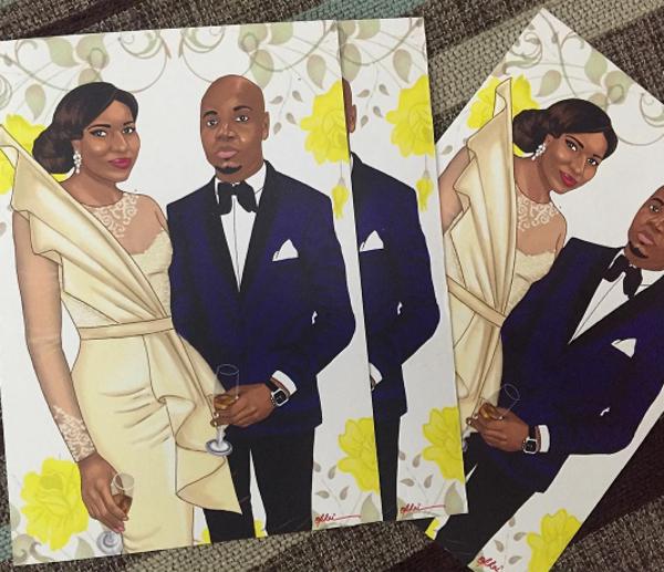 Nigerian-Illustrator-Lean-Kid-LoveweddingsNG