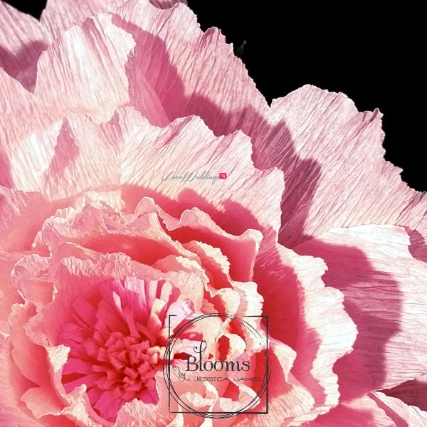 Nigerian Paper Flowers Blooms by Jessica James LoveweddingsNG 14