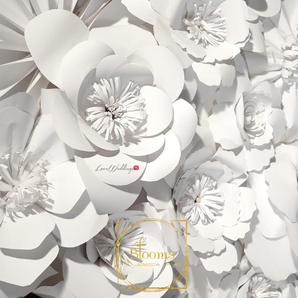 Nigerian Paper Flowers Blooms by Jessica James LoveweddingsNG 4